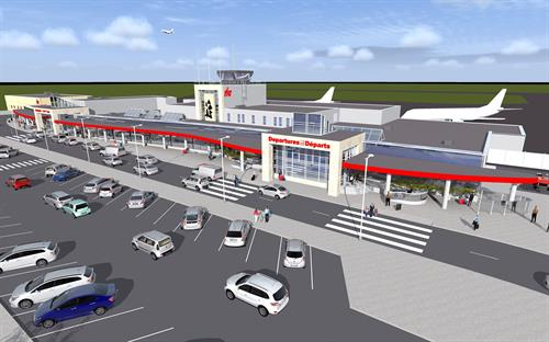 Fredericton Airport Expansion Project