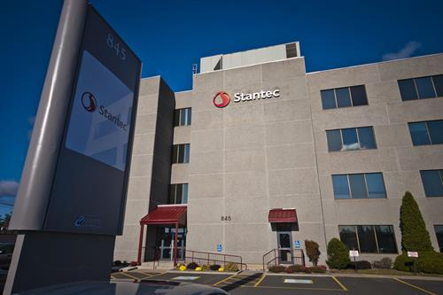 Stantec Fredericton Office