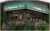 Guardian Ross Drug - 206 Rookwood Avenue Location