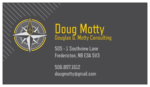 Douglas G. Motty Consulting