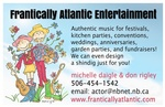 Frantically Atlantic Entertainment