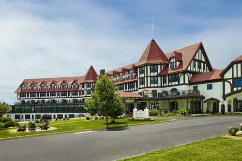 Algonquin Resort in summer