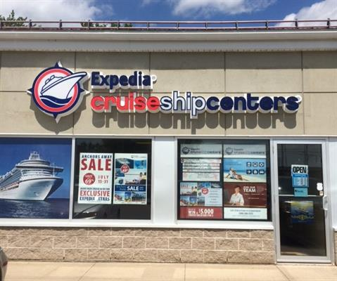 Expedia CruiseShipCenters in Fredericton