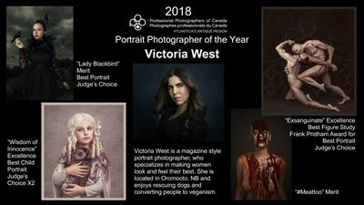 Victoria West Portrait
