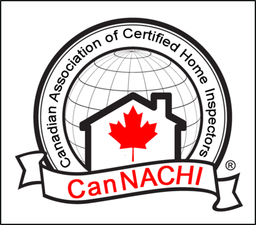 We are a member of CanNachi, the Canadian National Association of Certified Home Inspectors