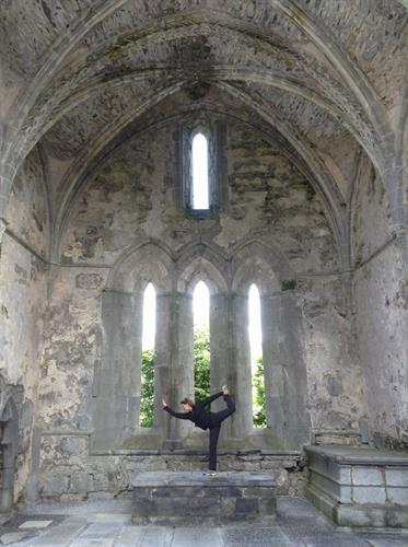 14th Century Abbey in Ireland.