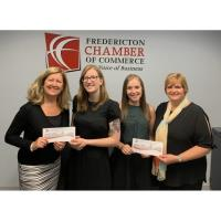 9/13/2019 Fredericton Chamber of Commerce Awards Annual Scholarship