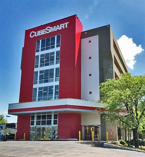 Cube Smart Tysons -1764 Old Meadow Ln - McLean, Va - entitlement, construction, and delivery of new self storage facility