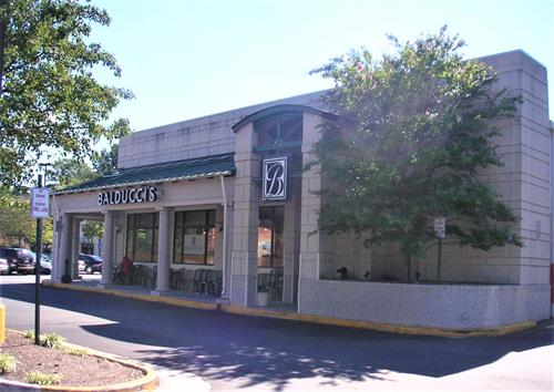 McLean Square Center - 6665 Old Dominion Dr-McLean, Va - Conversion of a small strip center to include multi stroy retail and service, new grocery anchor, and additional pad banking and retail