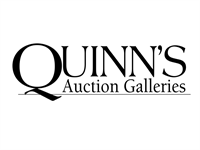 Quinn's Auction Galleries - Buying, Beer, & Brats