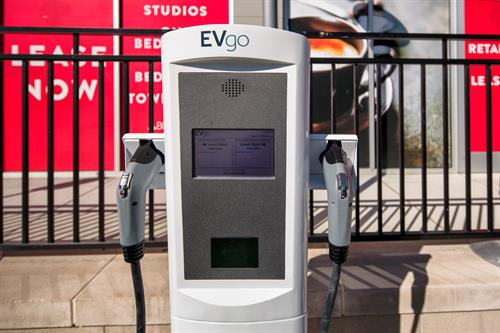 Evgo Fast Charging Stations