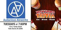 Trivia Tuesday at Audacious Aleworks