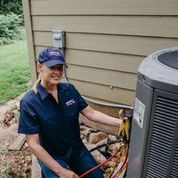 We are experts in HVAC installation, service and maintenance!