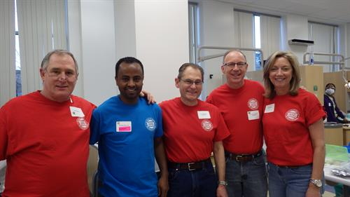 Mission of Mercy 2014 charitable dental services