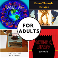 Acting & Improv (Adults)