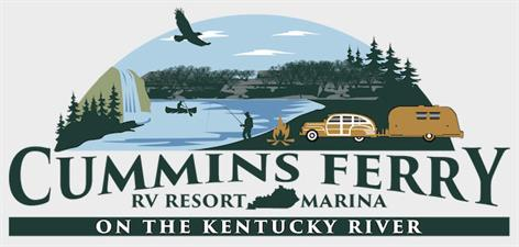 Cummins Ferry RV Park, Campground - on the Kentucky River