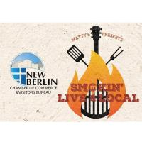 Chamber Summer Social - Smokin' Live & Local!