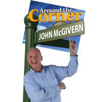 REGISTRATION IS NOW CLOSED !!!! - Around the Corner with John McGivern Preview Party