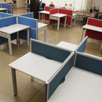 Bay Lane Middle School classroom solution