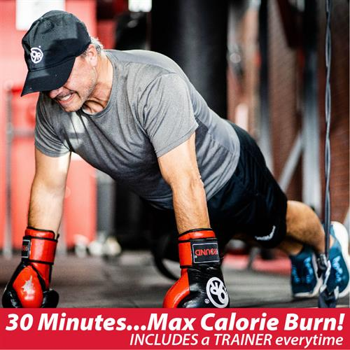 30 Minutes - that's it!