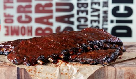 Ribs. One of the  most popular options!