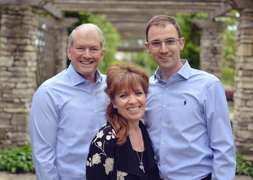 Drs. Hanson, Payne and Melugin