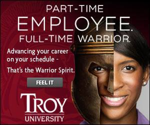 Part-Time Employee; Full-Time Trojan Warrior