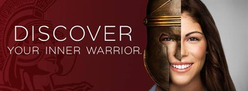 Discover Your Inner Warrior