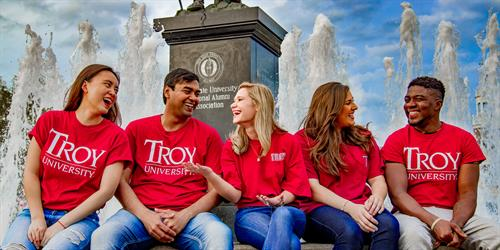 Look No Further!  Troy University is Waiting on You!