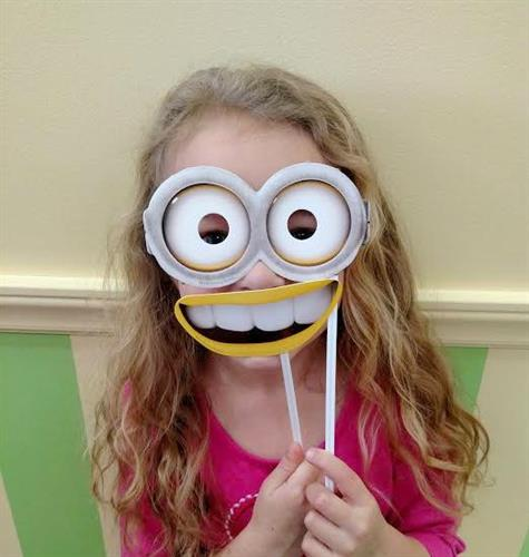 Minions Valentines Party