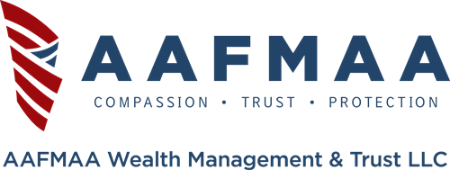 Logo for AAFMAA Wealth Management & Trust LLC