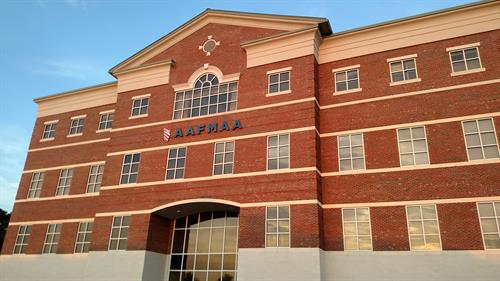 The AAFMAA Building at 639 Executive Place, Fayetteville, NC 28305