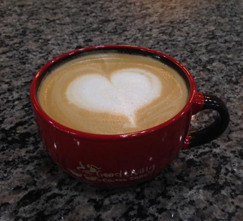 GLCZ Latte