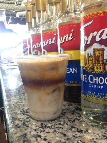 GLCZ Iced Coffee