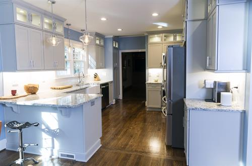 Kitchen Renovation in Haymount