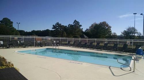 Large Outdoor Pool, Open April - October.
