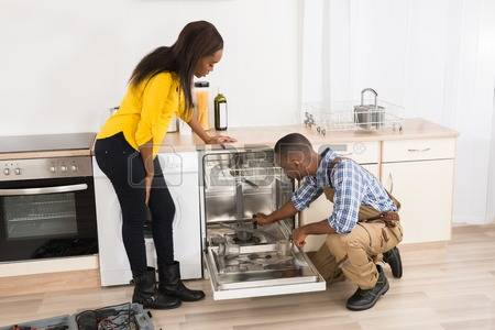 Install Dishwasher/repair