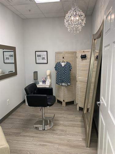 Try-on Room