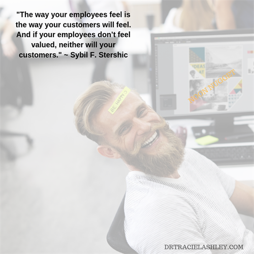 Be careful how you treat employees