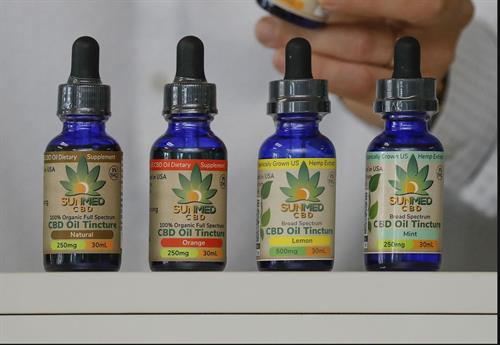 Your CBD STORE Fayetteville | Natural Products - Greater