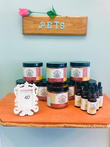 Pet Tinctures and Treats