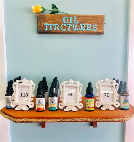 Oil Tinctures