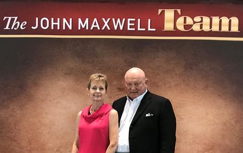 Drs. Ken and Marilyn Benton  Certified Members  The John Maxwell Team