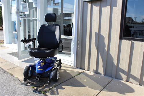 Jazzy Elite Portable Power Wheel Chair