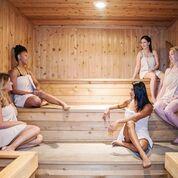 Sauna as well as Steam rooms