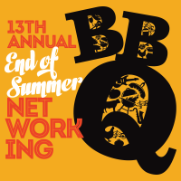 13th End of Summer Networking BBQ