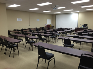 Large Training Classroom