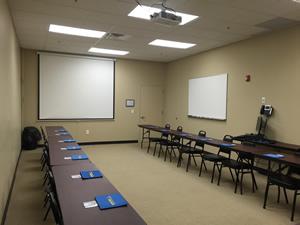 Small Training Classroom