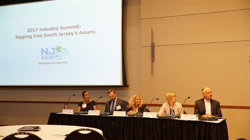 2017 Industry Summit at Stockton University
