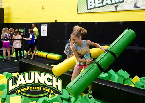 Launch Trampolines Park | Sports & Recreation